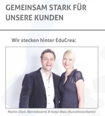 Martin Dück & Katja Walz