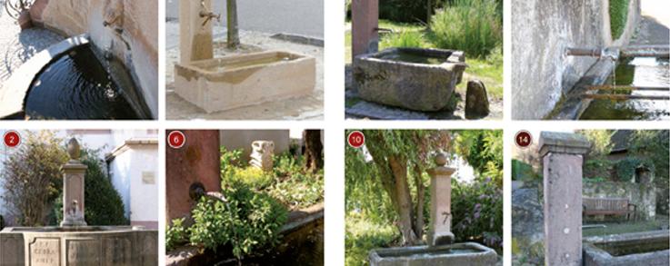 Brunnen am Brunnenweg