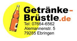 Getränke Brüstle Logo
