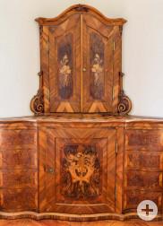 Altar im Trauzimmer