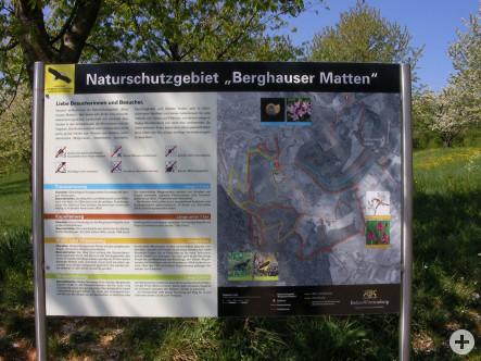 Naturschutzgebiet Berghauser Matten